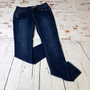 RSQ Melrose cuff ankle jeans